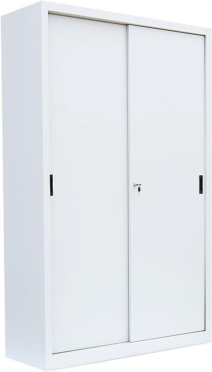 Lüllmann 550150 – Mueble archivador con puerta corredera Aparador ...