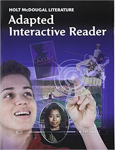 Holt mcdougal literature adapted interactive reader grade 10 holt holt mcdougal literature adapted interactive reader grade 10 1st edition fandeluxe Gallery