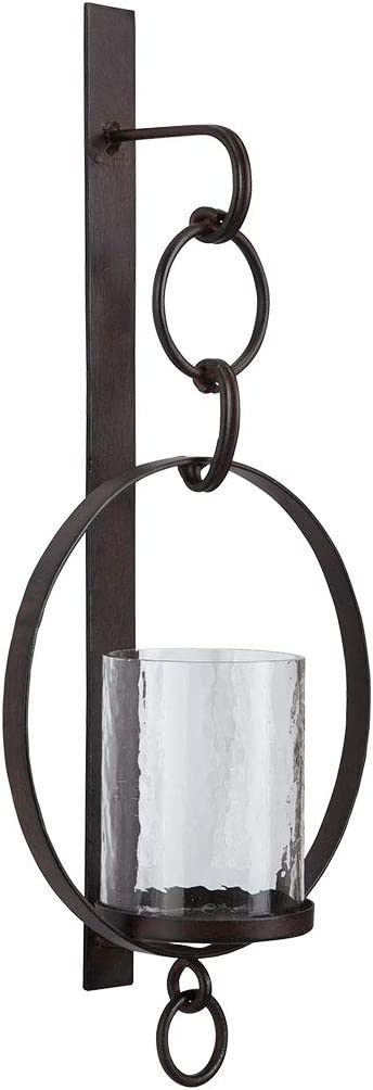 Ashley Furniture Signature Design - Ogaleesha Wall Sconce - Casual - Brown