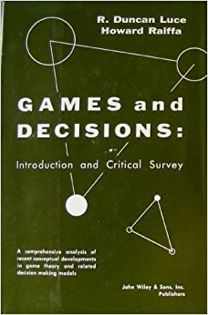 Book Games and Decisions