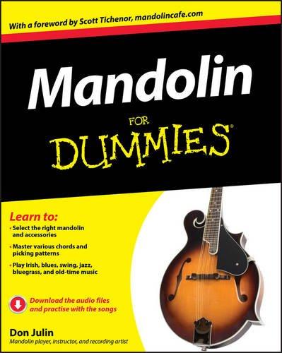 Amazon.com: Mandolin For Dummies (8601404340321): Don Julin, Scott ...