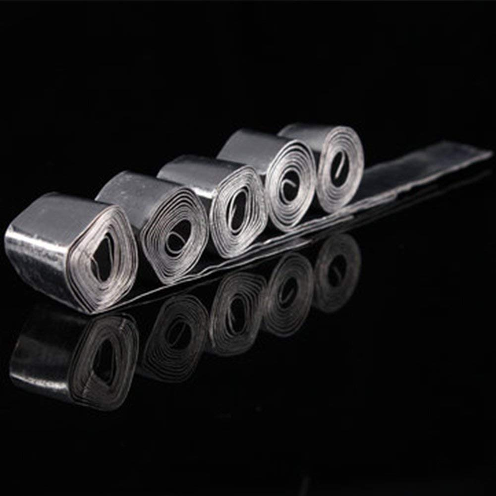 - As Image Show 1.0 mm 0.4 mm Matedepreso App/ât Feuille Bande App/ât Plomb /Étain Rouleau P/êche Fournitures Accessoires de P/êche Mat/ériel de P/êche 0.3mm 0.4mm 0.5mm 0.6mm