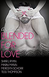 Blended for Love: A Box-set of Four Full-length Books by Four Best-selling Authors