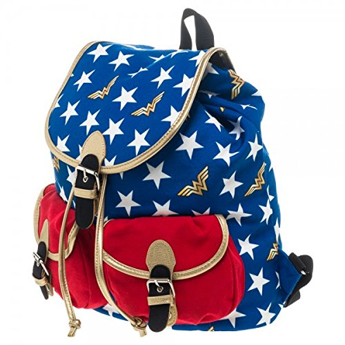 DC Comics Wonder Woman Knapsack -
