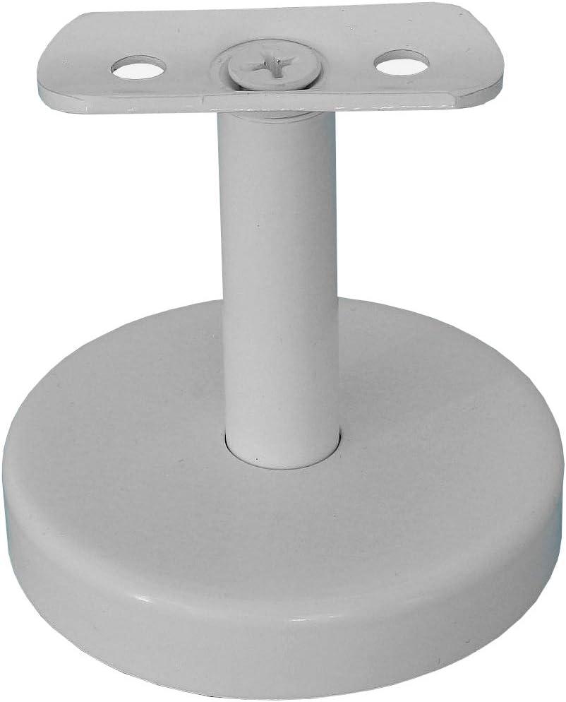 2,0 m gefast 200 cm Montagefertiger Eiche Treppe Wand Handlauf//Gel/änder//Rundholz//Stange//Griff lackiert /Ø 42 mm mit bearbeiteten Enden ohne Handlaufhalter 2000 mm
