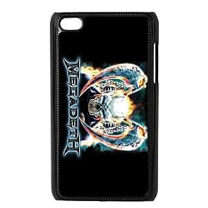 Ipod Touch 4 Phone Case American Thrash Metal Band Megadeth AQ0037884775