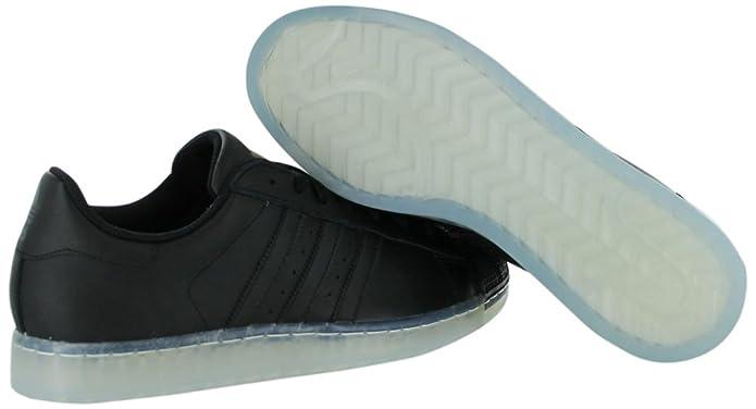 Adidas Männer Superstar der 80er Jahre Saubere Schuhe Q22998