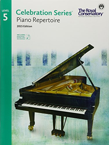 C5R05 - Royal Conservatory Celebration Series - Piano Repertoire Level 5 Book 2015 Edition ()