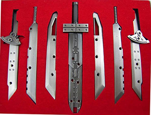 lica 7 Pieces (Tsurugi Sword) (7 Piece Sword)