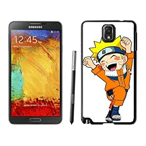 Grace Protective Naruto 24 Black For Case Iphone 4/4S Cover
