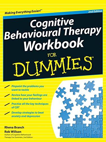 Cognitive Behavioural Therapy Workbook For Dummies [Rhena Branch - Rob Willson] (Tapa Blanda)