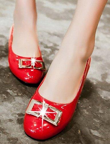 de mujer tac de charol zapatos PDX S0wqgS