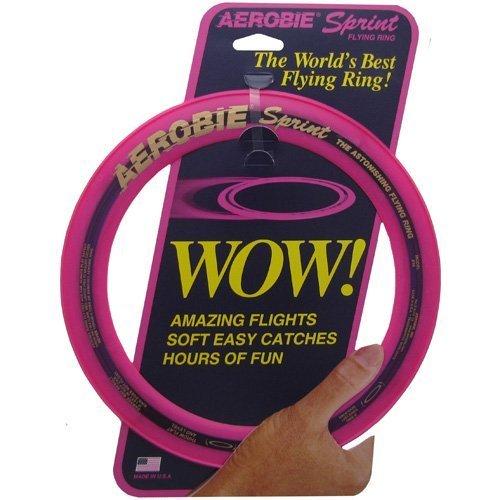 Aerobie Sprint Flying Ring, 10