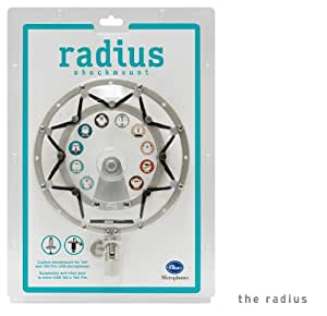 Blue Microphones Radius Microphone Shock Mount