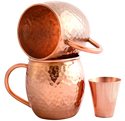 set-of-2-moscow-mule-copper-mugs-with-shot-glass-two-16-oz-copper-moscow-mule-mugs-solid-copper-hamm