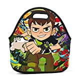 DANG-DANG Ben-10 Running Reusable Snack Bag
