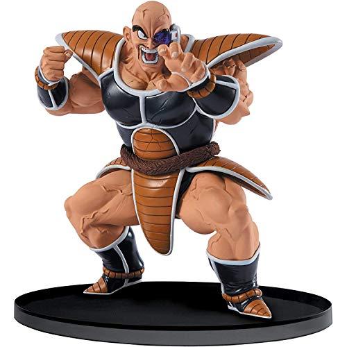 Haoli-dongman DBZ Nappa Action Figure Son Goku Figma,SCulture Big Budoukai 5 Volume 3 5.5 inch