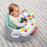 Infantino Music & Lights 3-in-1 Discovery Booster