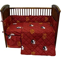 NCAA Florida State 5 Piece Crib Bedding Set