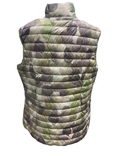 BARBARA LEBEK - Manteau sans manche - Femme Vert vert