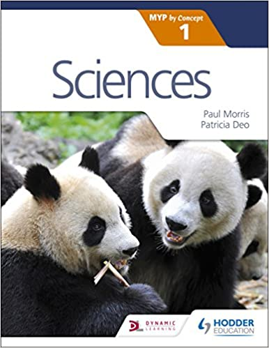 Buy Sciences for the IB MYP 1 (Myp by Concept) Book Online