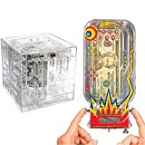 Christmas Stocking Stuffers Gift Set - Money Maze Gift Box & Pinball Machine