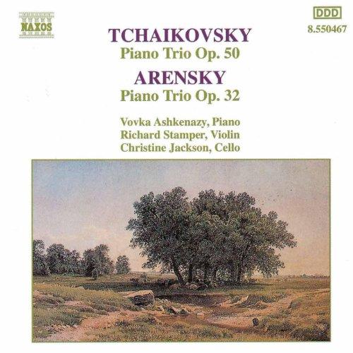 Tchaikovsky / Arensky: Piano Trios