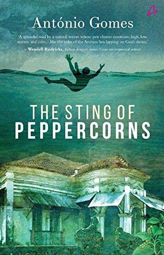 (The Sting of Peppercorns - [Dec 01, 2017] Gomes, Antonio)