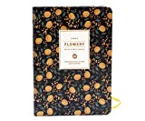Daily Planner 2018, Calendar Schedule Organizer and Journal Notebook,Non Dated Day,1 Year Guarantee A6(Black Adonis)