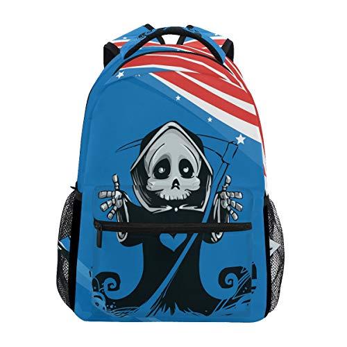 ulder Backpack Student Bookbags for Travel Kid Girls Boys ()