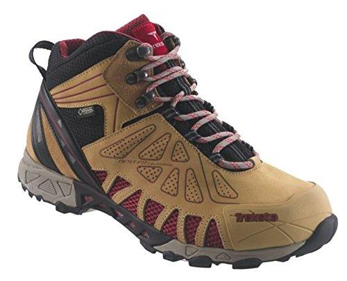 7 Boot Adt Hiking Wine trk0030 US TrekSta 201 Mid 7 Medium GTX Wine Women's Medium xSnnZqC