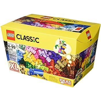 Amazon.com: LEGO 5512 XXL Brick Box: Toys & Games