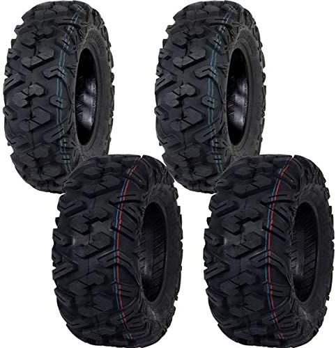 Ocelot Atacama 6-PLY ATV Tires 25x8-12 and 25x10-12