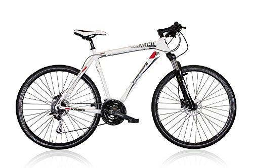 Tretwerk Arch 2.0 28 Zoll Crossbike Weiß (2015), 59