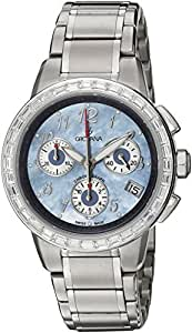 Grovana Unisex Casual Watch Stainless Steel Strap - 5094.9735