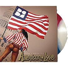 Bad Rabbits - American Love ETR exclusive Red White & Green Tri-color Split Vinyl #/150