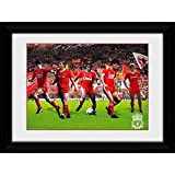 Football Gifts - Liverpool Fc Gift Ideas - Official Liverpool Fc Legends Picture (16 X 12) - A Great Present For Football Fans