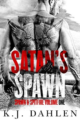 Satan's Spawn: Spawn & Spitfire Volume One (Satan's Spawn MC Book 1) cover