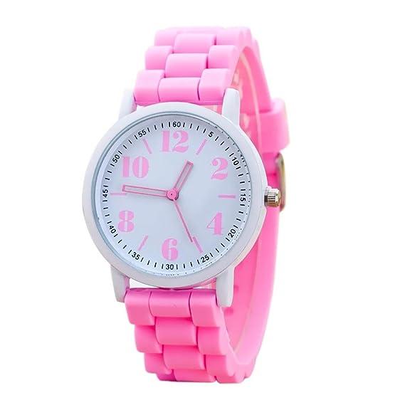 Daringjourney Reloj para Mujer, Reloj de Cuarzo, Disco ...