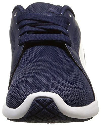 Puma St Trainer Evo - Zapatillas de deporte Niños Azul - Bleu (Peacoat/White)