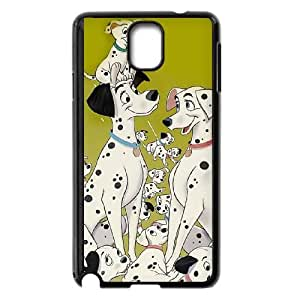 Samsung Galaxy Note 3 Cell Phone Case Black Disney 101 Dalmatians Character Pongo 003 KWL0504084