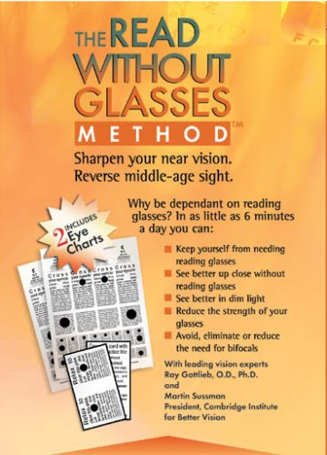 Read Without Glasses Method - Cambridge Glasses