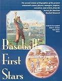 Baseball's First Stars, , 0910137587