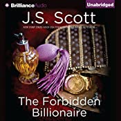 The Forbidden Billionaire: The Sinclairs, Book 2 | J. S. Scott