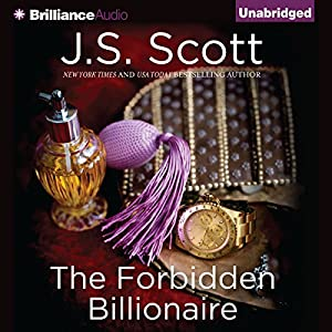 The Forbidden Billionaire Audiobook