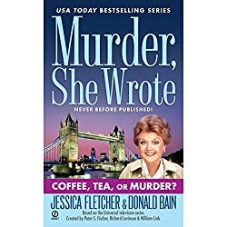 Murder, She Wrote: Coffee, Tea, or Murder?
