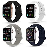 NUKELOLO-Sport-Band-Compatible-with-Apple-Watch-42MM-44MM-Soft-Silicone-Replacement-Strap-Compatible-for-Apple