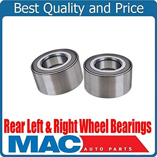 REAR Wheel Bearings for 1999-2005 Mercedes E320 00-02 E430 2 100/% New