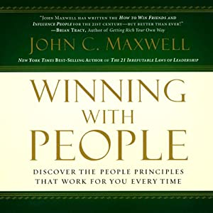 Winning With People Hörbuch
