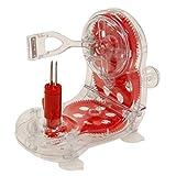 Starfrit 092999 Apple Peeler, Red